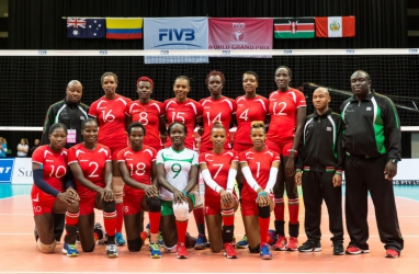 Kenya Volleyball