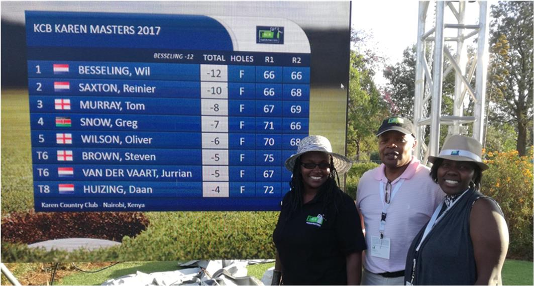 Icon Sports Marketing selected to manage inaugural KCB Karen Masters